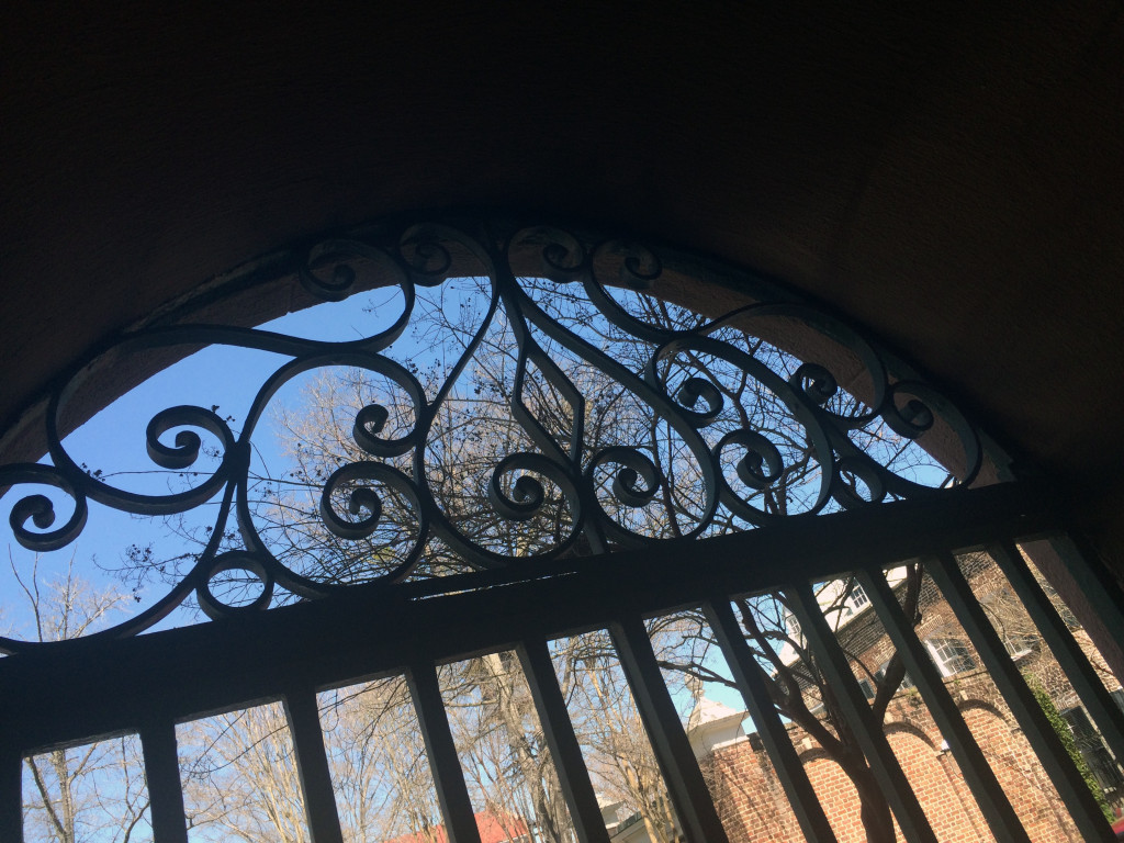 charleston sc wrought iron