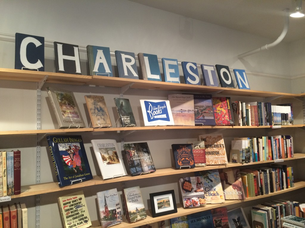 charleston sc bookstore