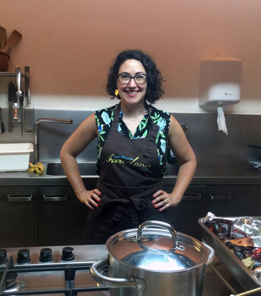 Raffi spain cooking class
